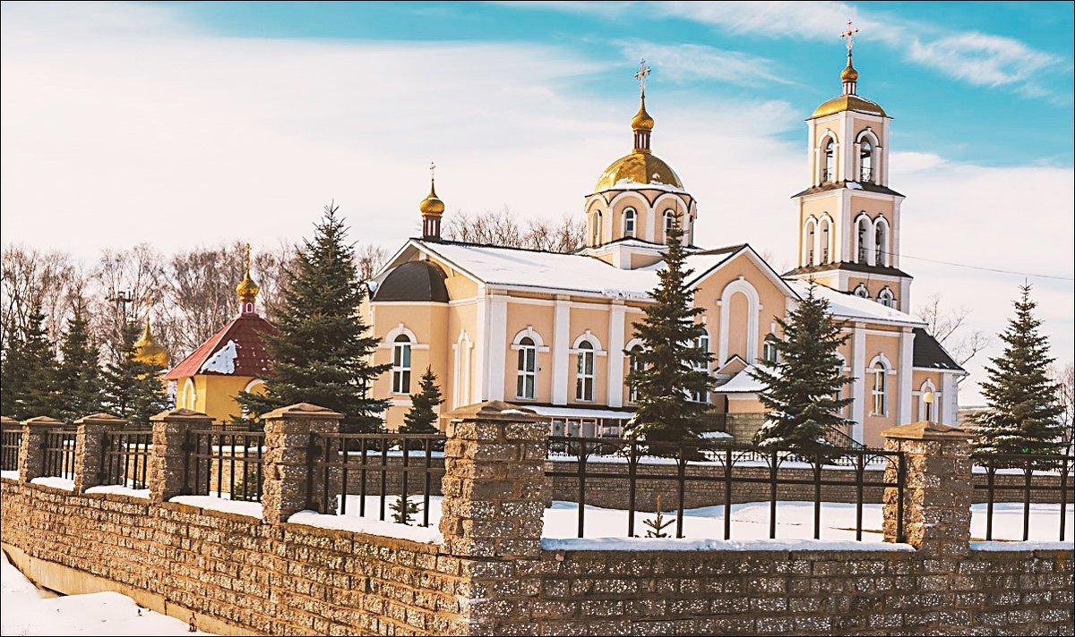 Успенский кафедральный собор - Любовь Потеряхина