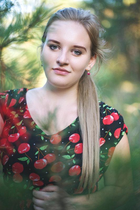 Летний день - Толеронок Анна