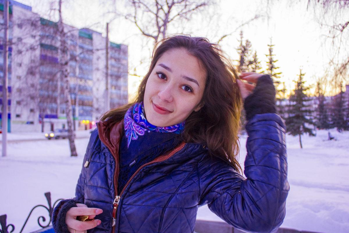 Портрет - Оксана Баллыева