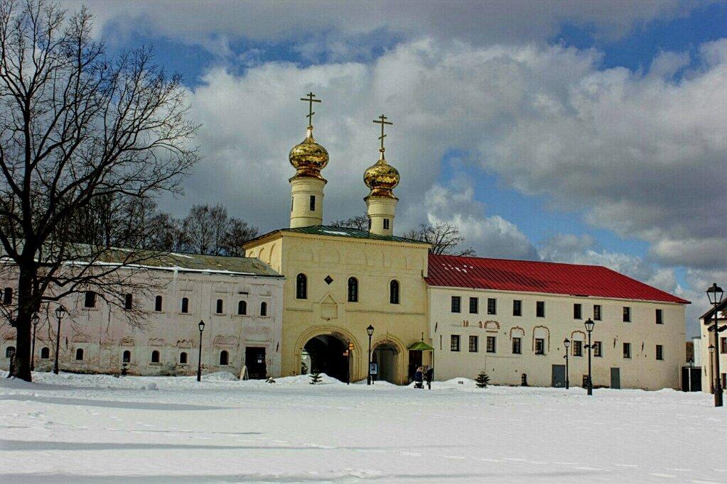 Успенский мужской монастырь - Сергей Кочнев