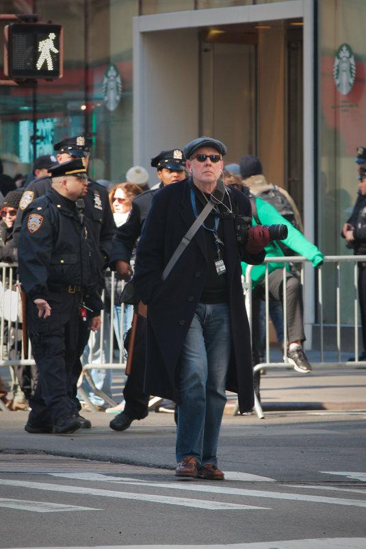 День Св. Патрика в Нью-Йорке - Олег Чемоданов