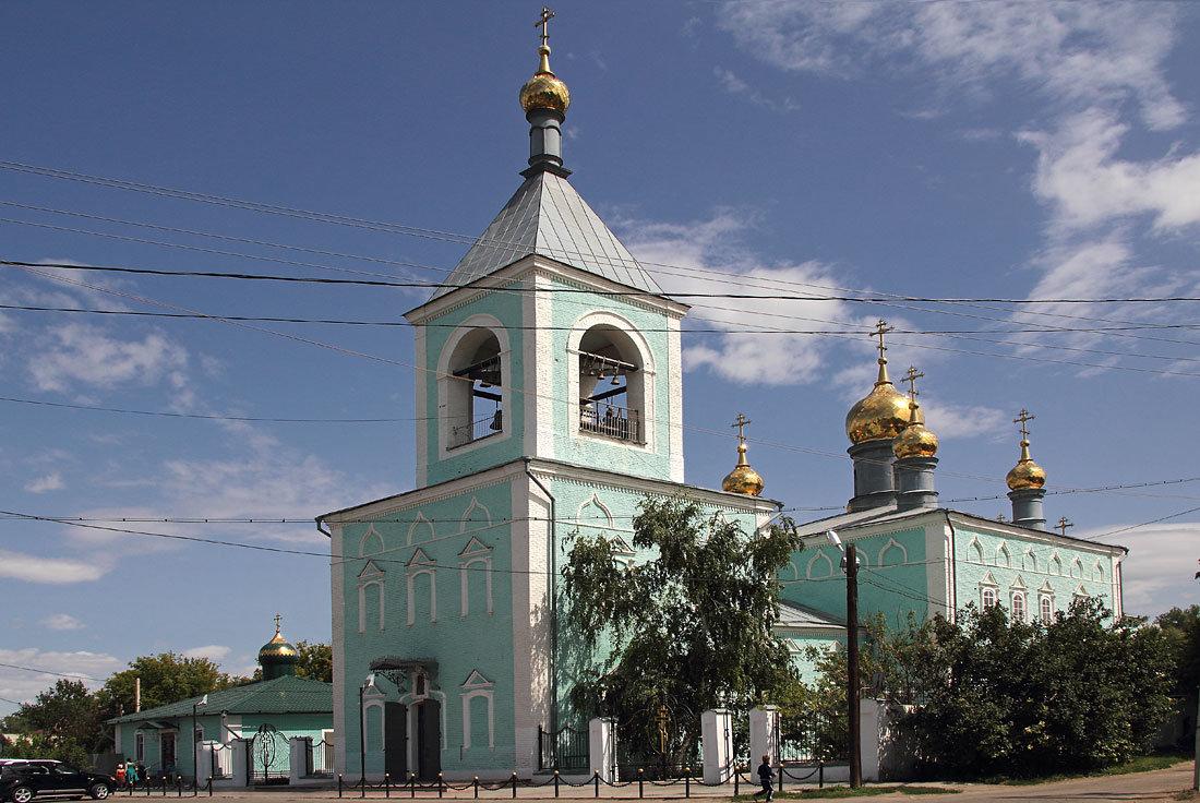 Кафедральный собор. Уральск - MILAV V