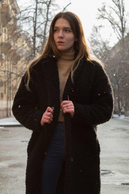 Уличная фотосъемка - Яна Глазова