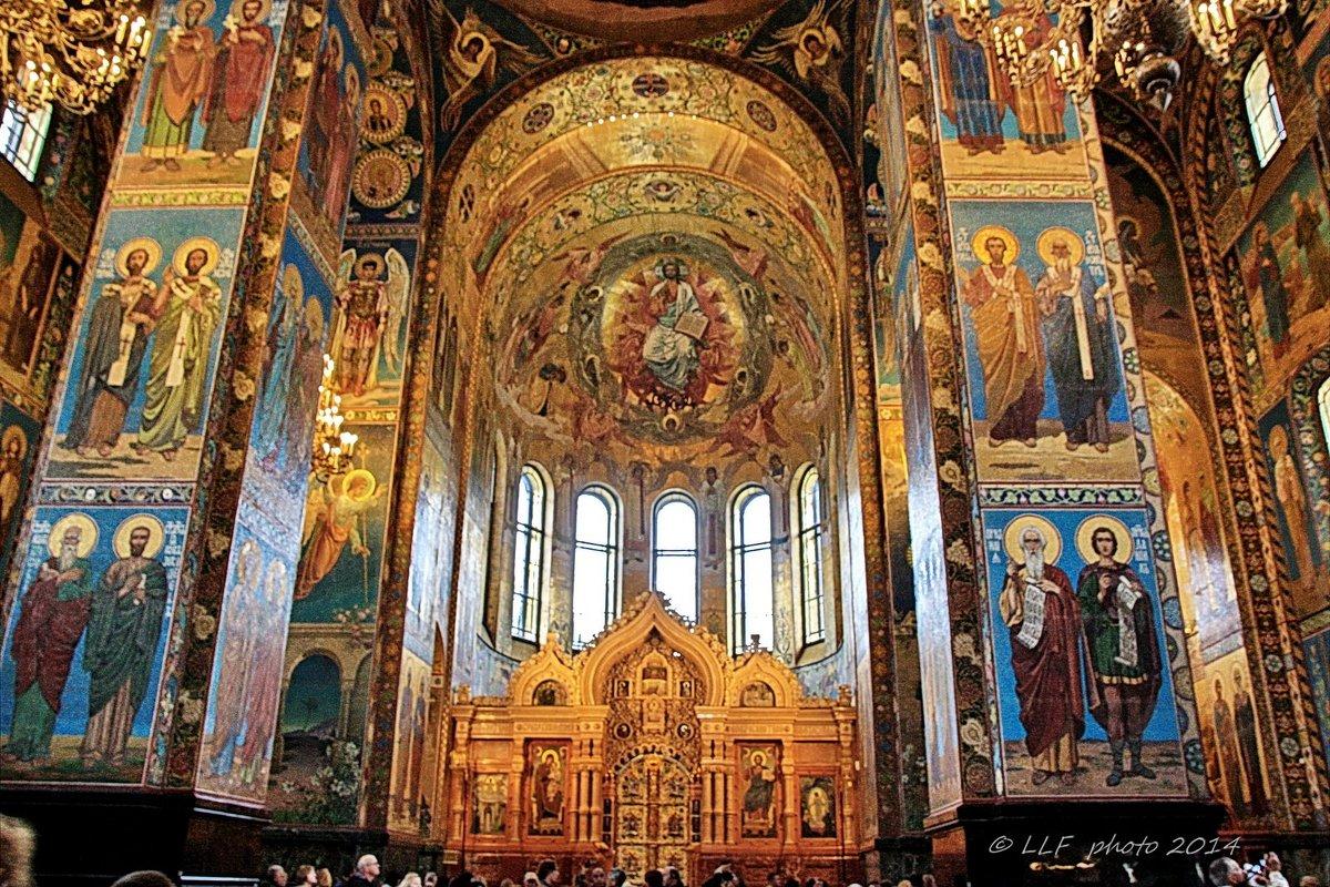 Санкт-Петербург, Храм Спаса-на-Крови - Liudmila LLF