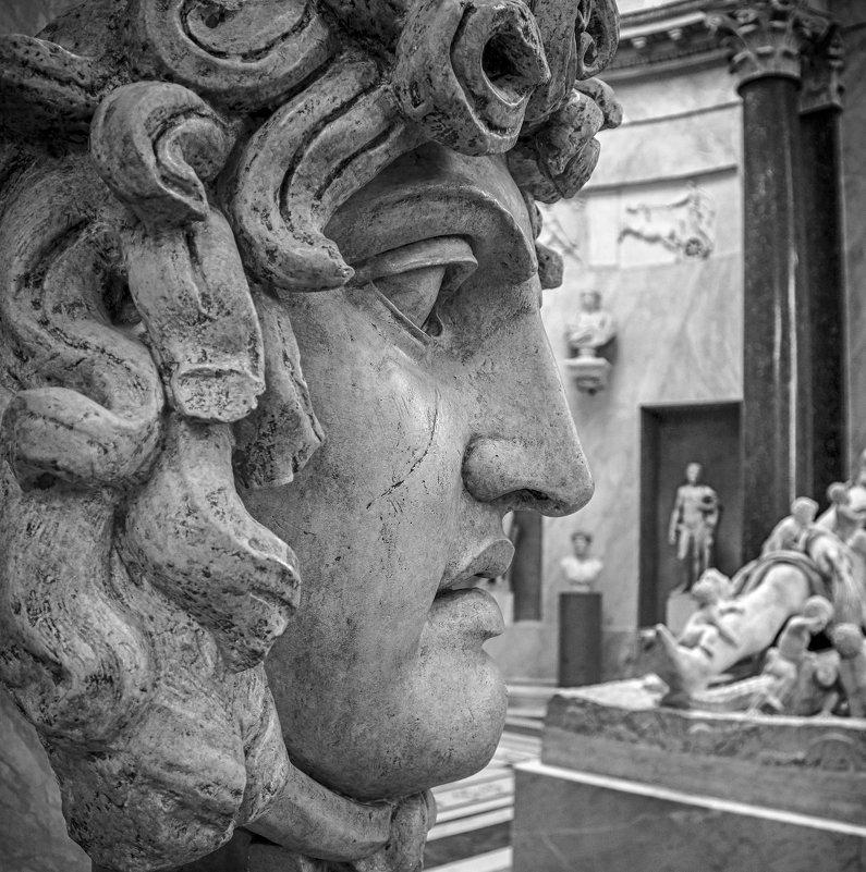 #прогулкипоиталии_сокровища Ватикана - Константин Подольский