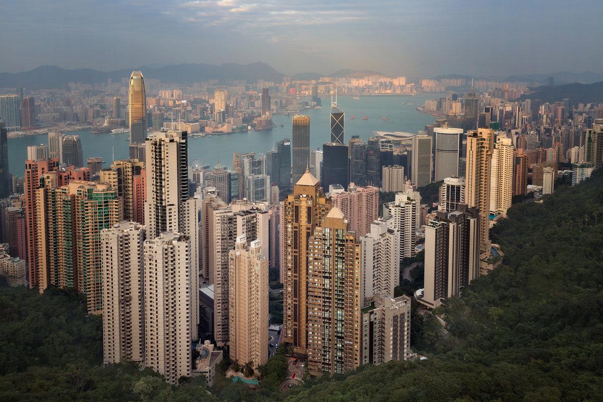 Вечер над Гонконгом - slavado