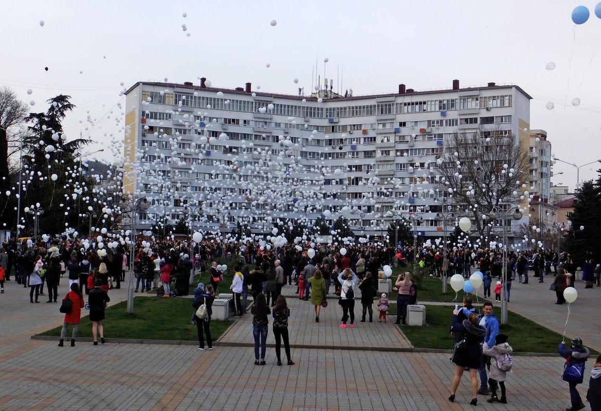 28 марта. Скорбь по безвинно убиенных детях в Кемерово. - Алексей Golovchenko
