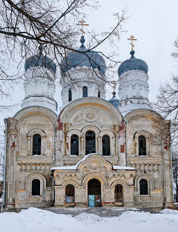 Воскресенско-Феодоровский мужской монастырь. - Ирина Нафаня