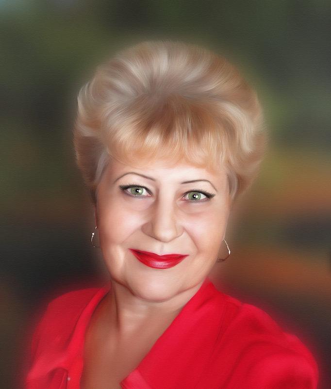 Татьяна - Елена Лустова (Северинова)