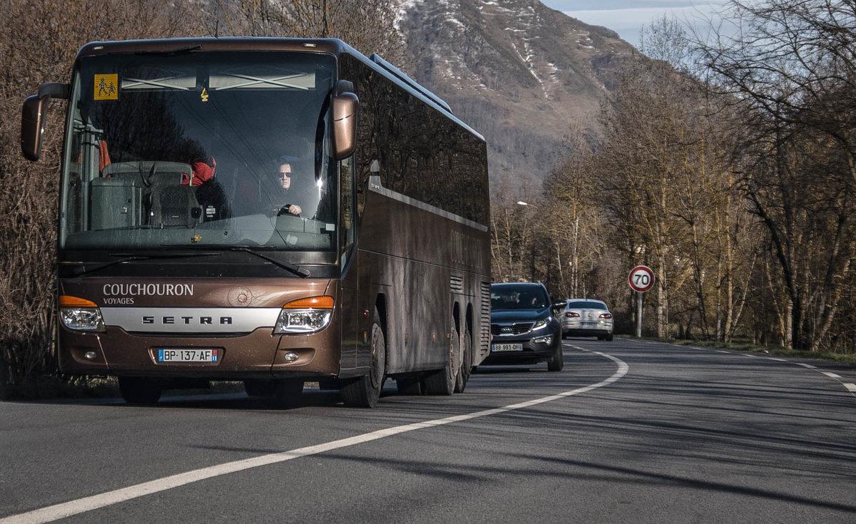 встречный транспорт - sergio tachini