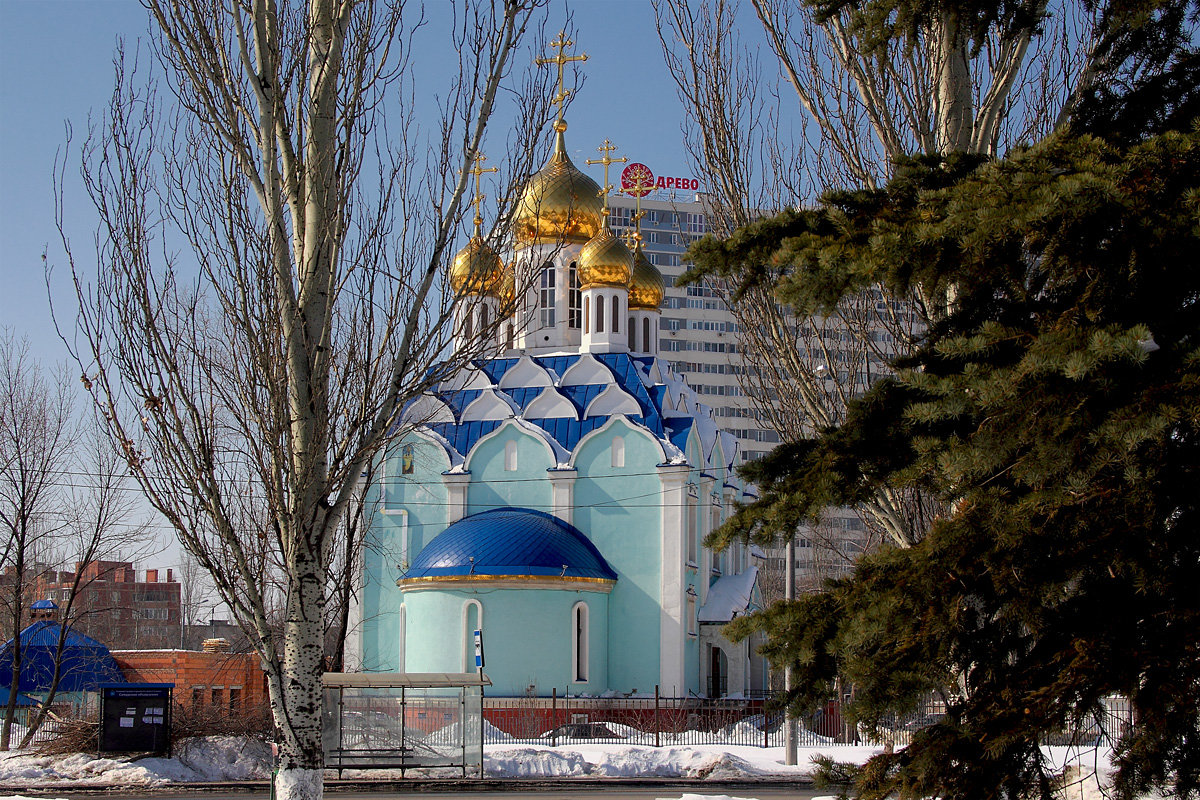 Храм. Самара - MILAV V