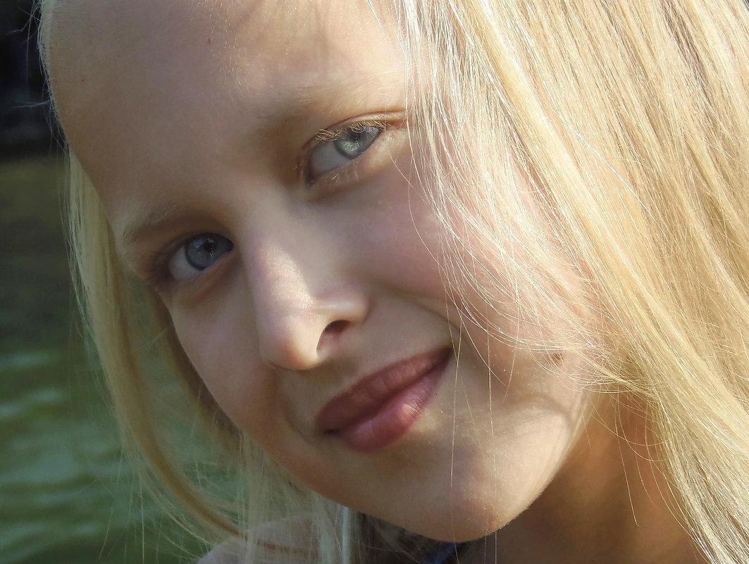 В сияньи солнечного дня - Наталья Ильина
