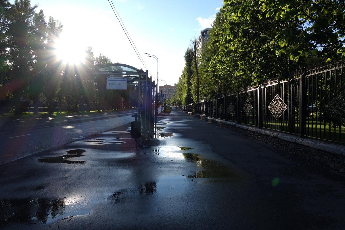 После дождя - Игорь