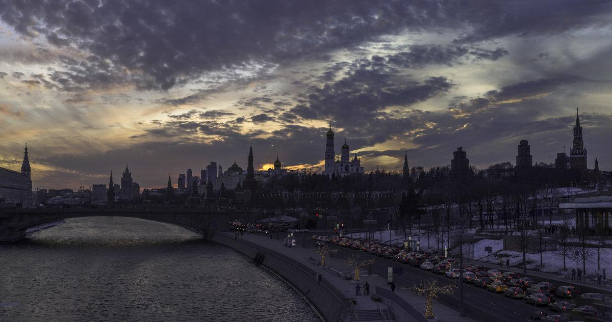 Закат над Кремлем - Александра