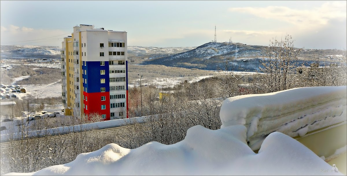 Арктика. Россия - Кай-8 (Ярослав) Забелин