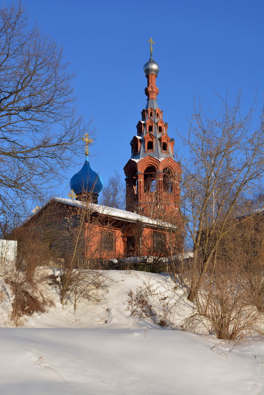 Покровская церковь в Черкизово - Леонид Иванчук