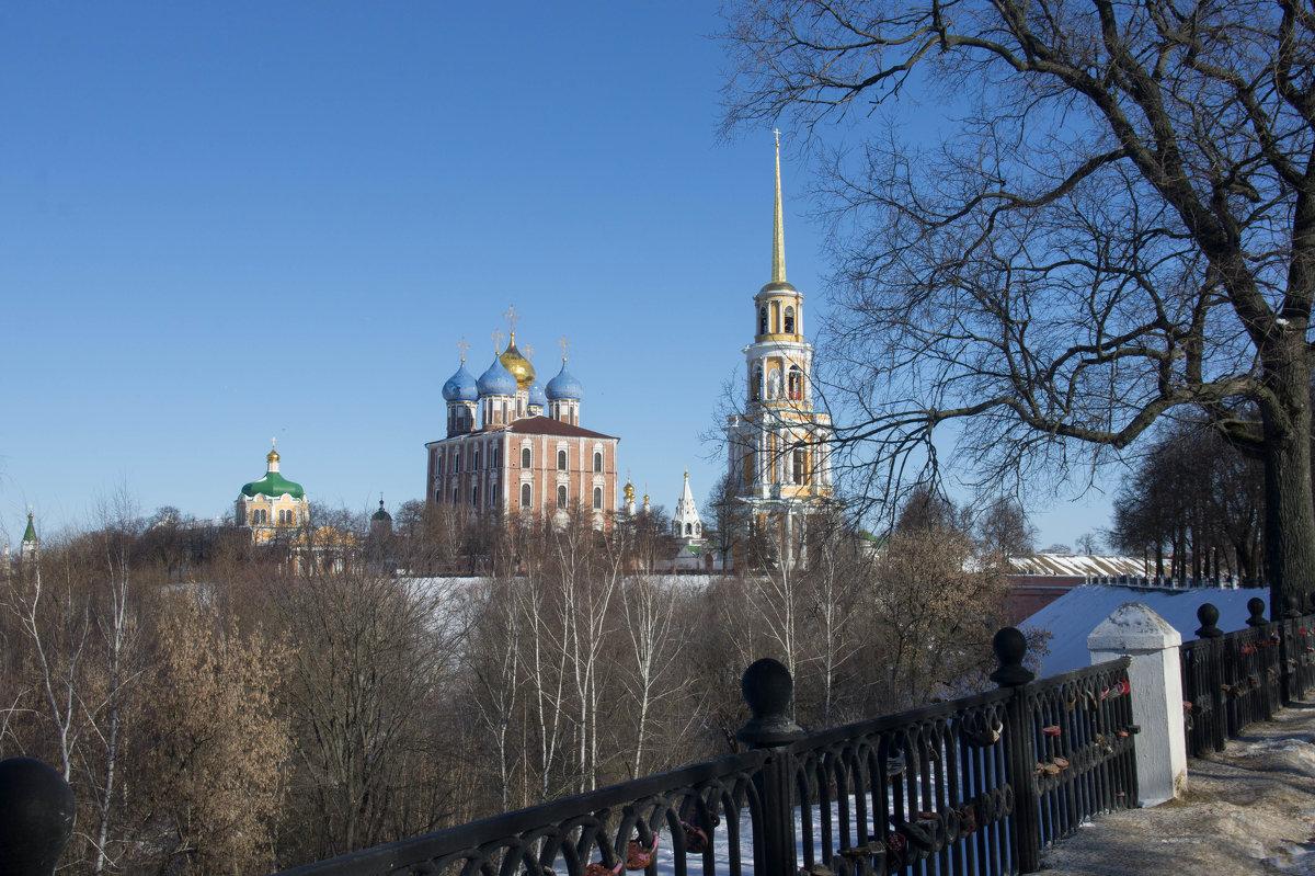 Рязанский кремль - Irina Shtukmaster