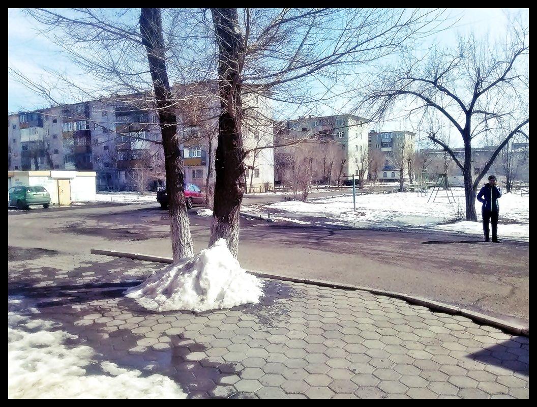 ...Весна, говорят, пришла - Виктор Катин
