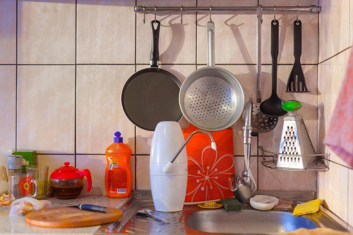 Кухонные соседи - Олег Карташов
