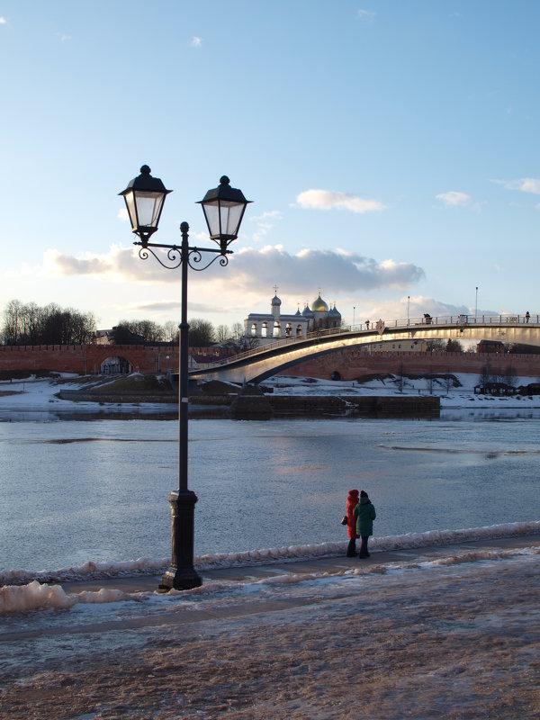 55 февраля в Великом Новгороде - Михаил Юрьевич