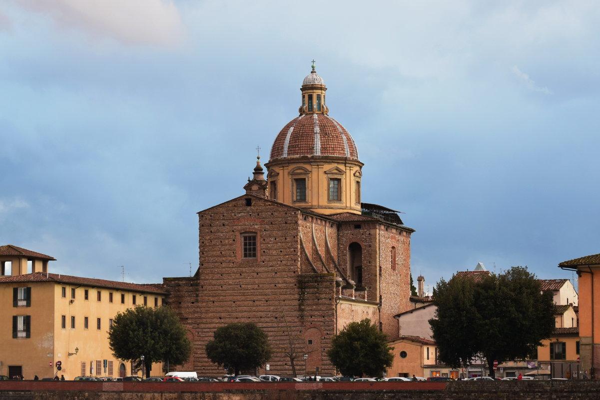 Флоренция. Церковь святого Фердиана - Galina Leskova