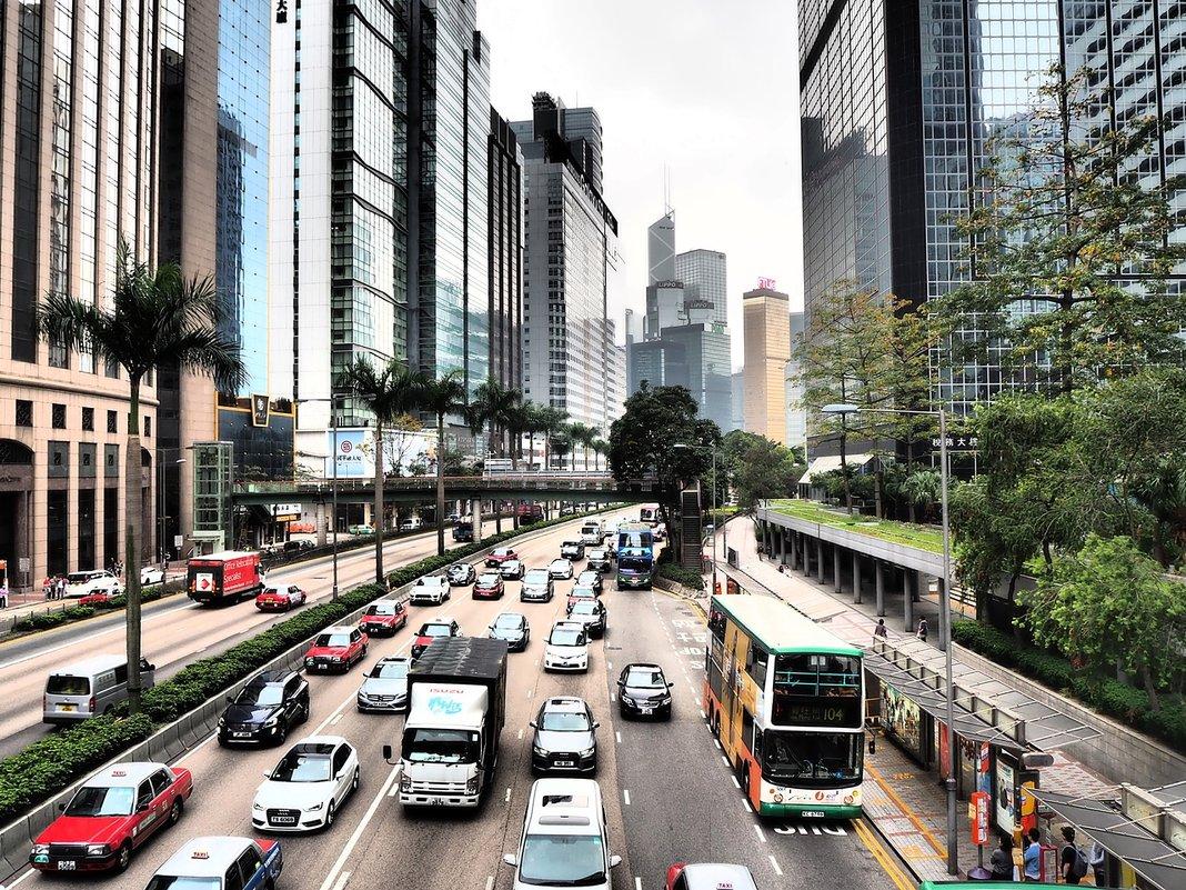 Транспорт Гонконга - Swetlana V