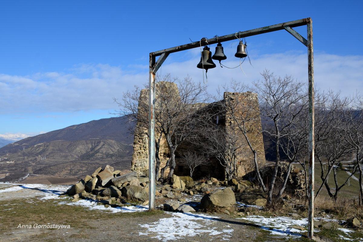 Церковные колокола. - Anna Gornostayeva