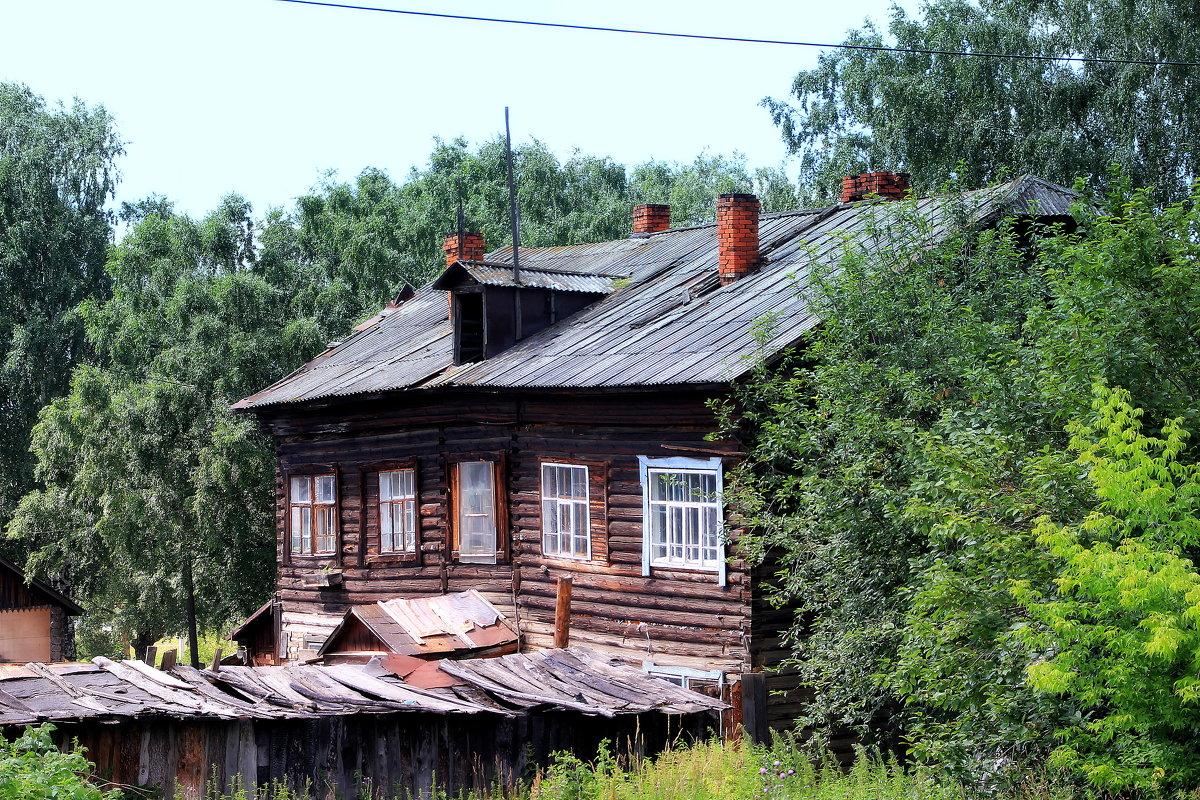 Шёл 2017г...  осторожно, дом жилой!! - Александр Шимохин