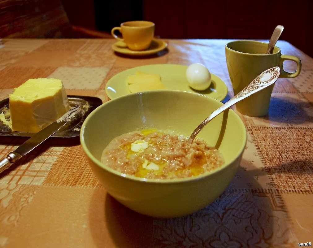 Английский завтрак - san05 -  Александр Савицкий