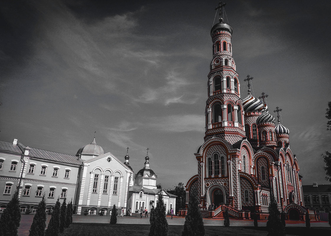 Вознесенский женский монастырь Тамбова.......... - Александр Селезнев