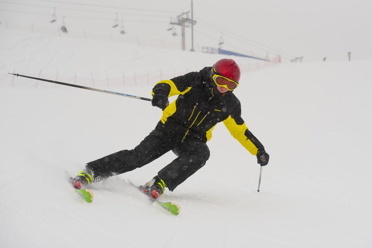 Лыжники - Валерий Шурмиль