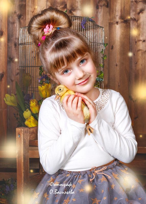 Весна - Ольга Васильева