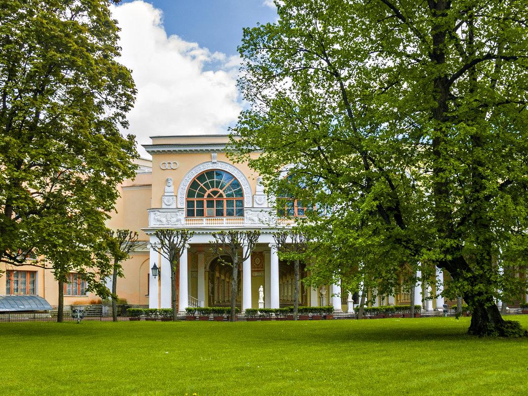 Павловский парк, г.Павловск. Санкт-Петербург - Елена Кириллова