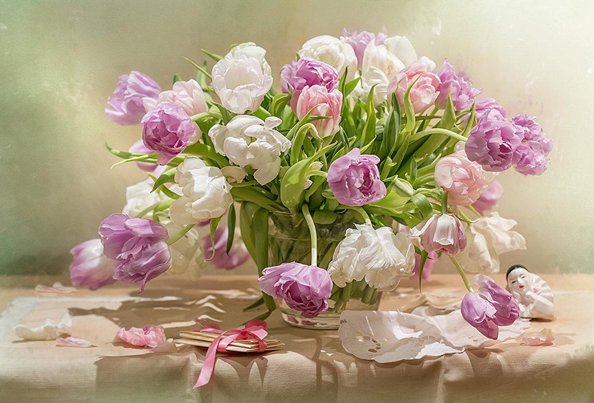 Тюльпаны. - Bosanat
