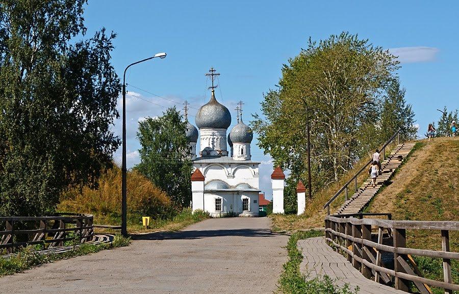 Крепостные валы. Белозерск. Вологодская область - MILAV V