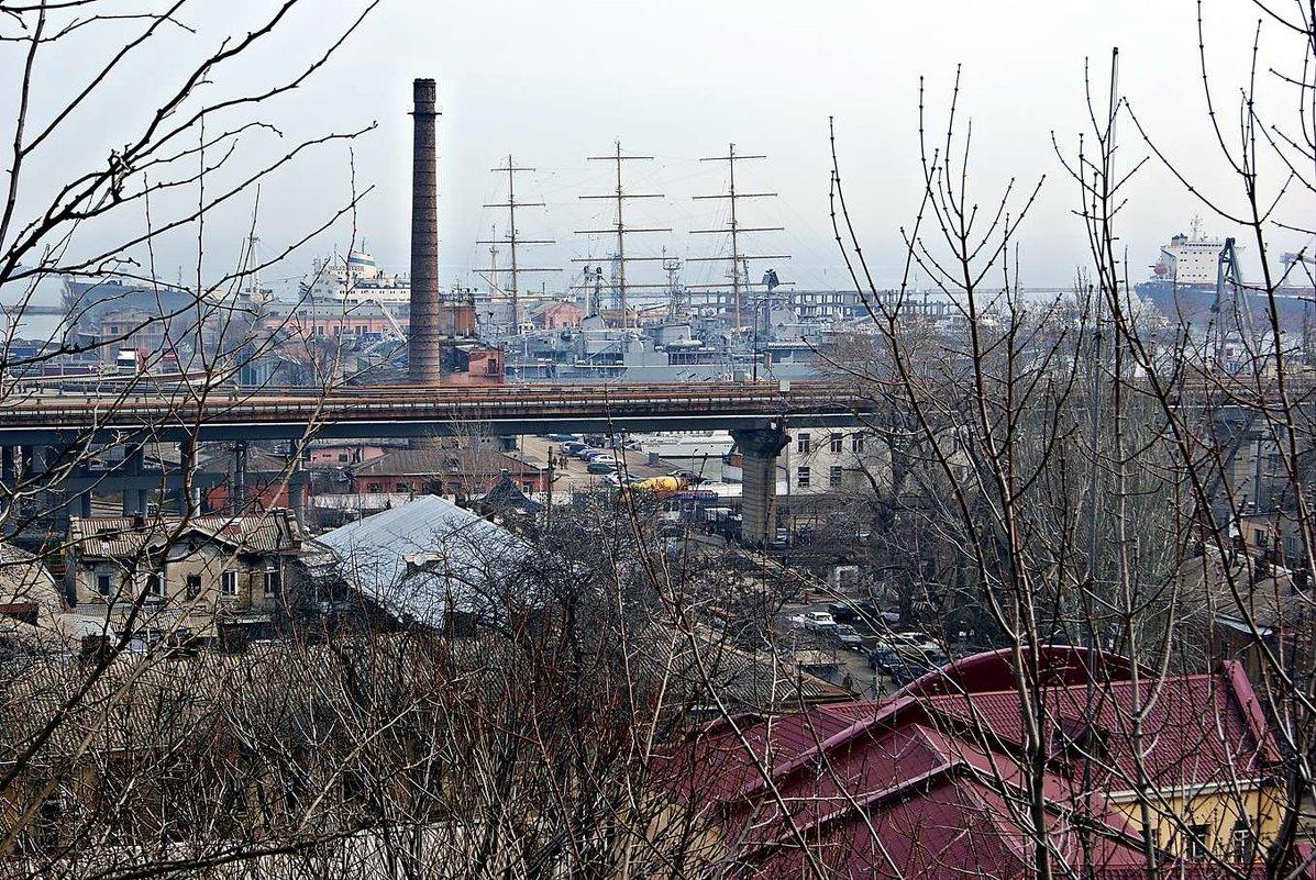 Пересыпь, порт - Александр Корчемный
