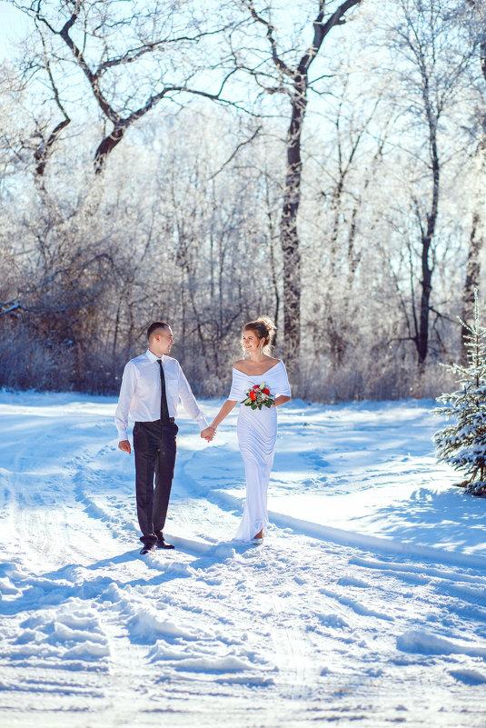 Зимняя свадьба - Ирина Kачевская