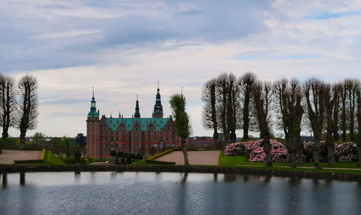 Весна в Дании - Марина Лукина