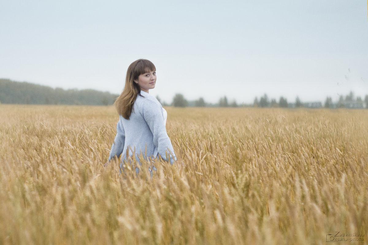Мечтательность - Оксана Задвинская
