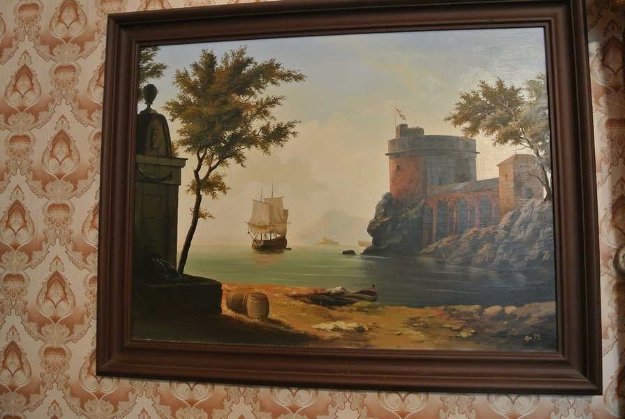 источник воды , форт. - Александр