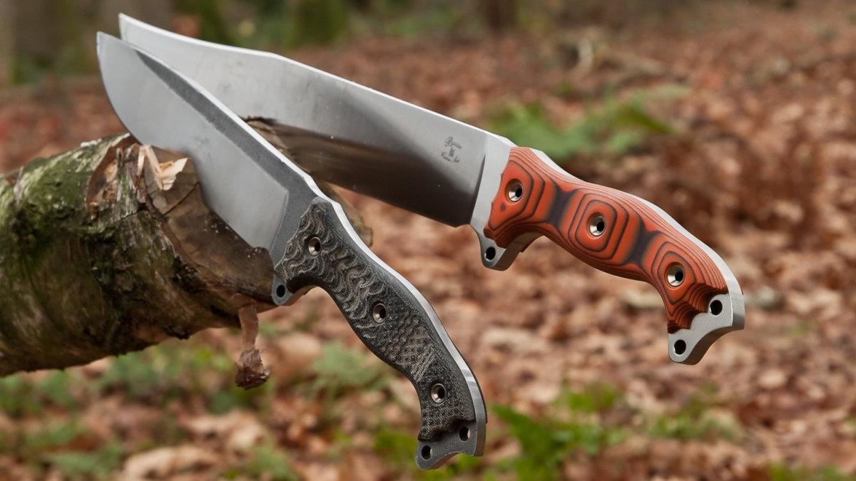Ножи в лесу - Максим