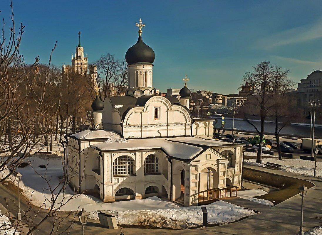 Церковь Зачатия Св.Анны - Павел