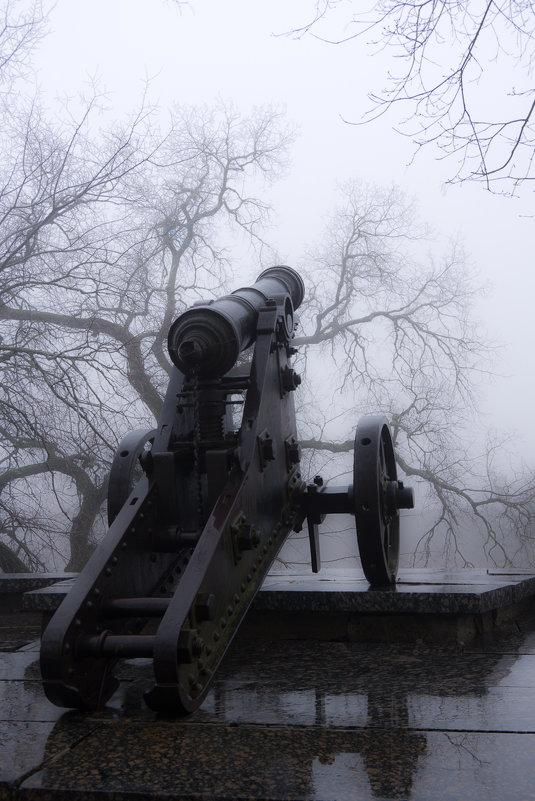 Пушка на Черниговском Валу - Александр Крупский