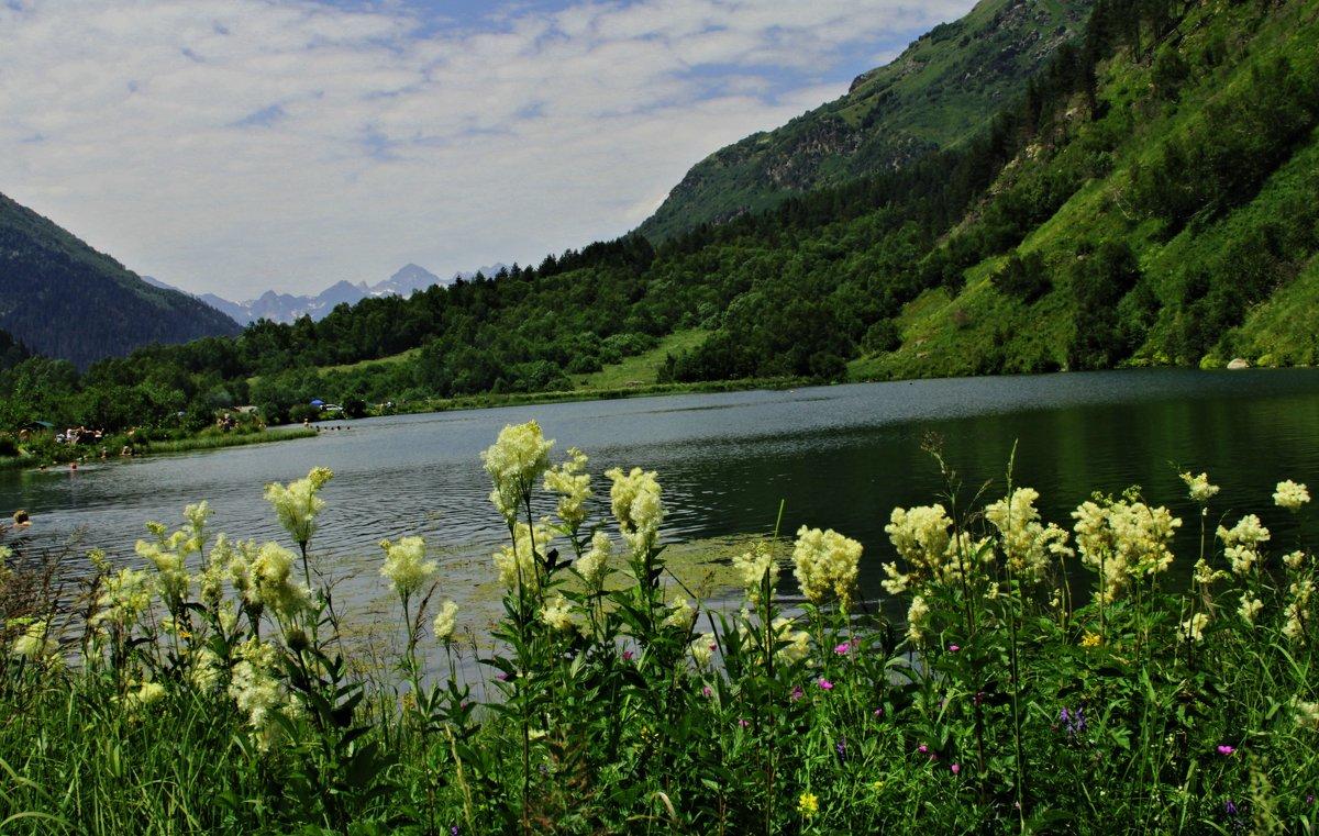 На озере - Фиклеев Александр