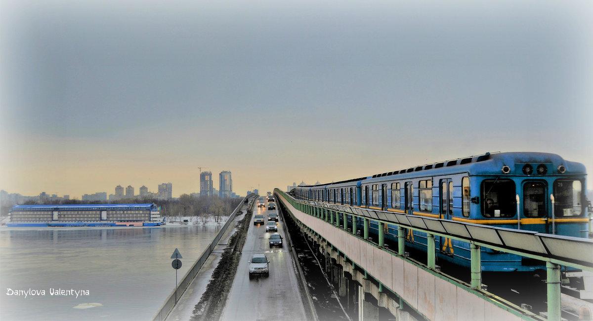 Пароходы, авто, поезда... - Валентина Данилова