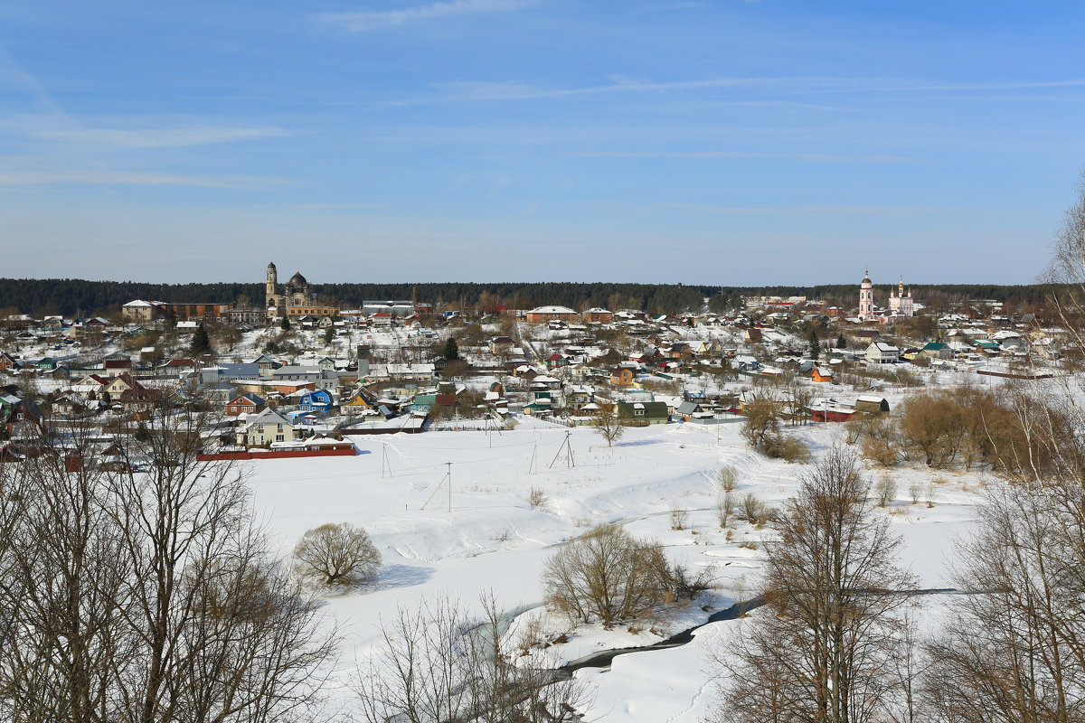 Боровск - ninell nikitina