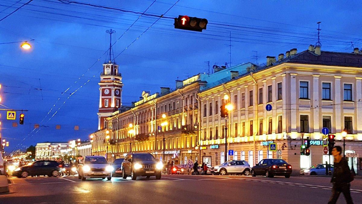 Невский проспект - Olga
