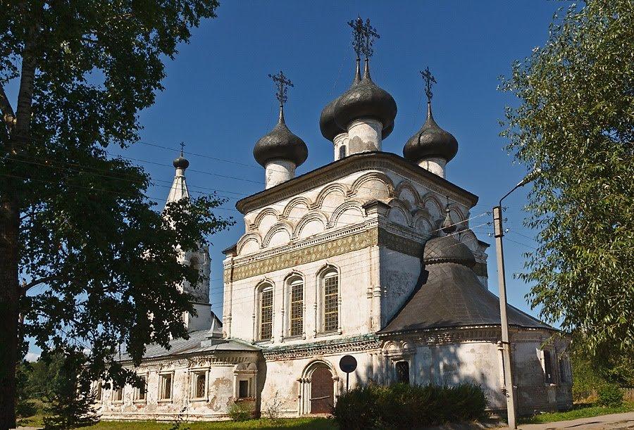 Собор. Белозерск. Вологодская область - MILAV V