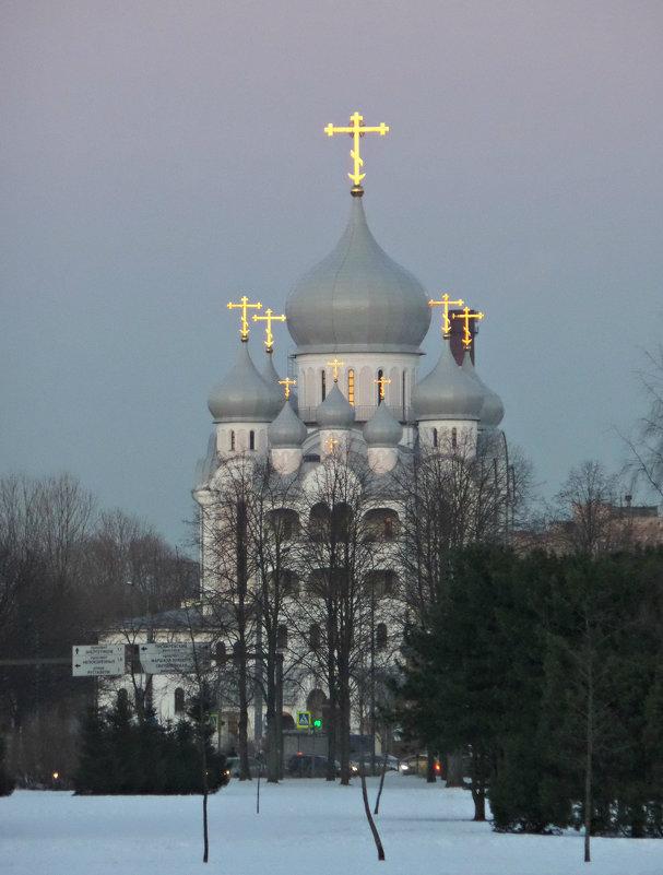 Рождественский Собор. - Марина Харченкова
