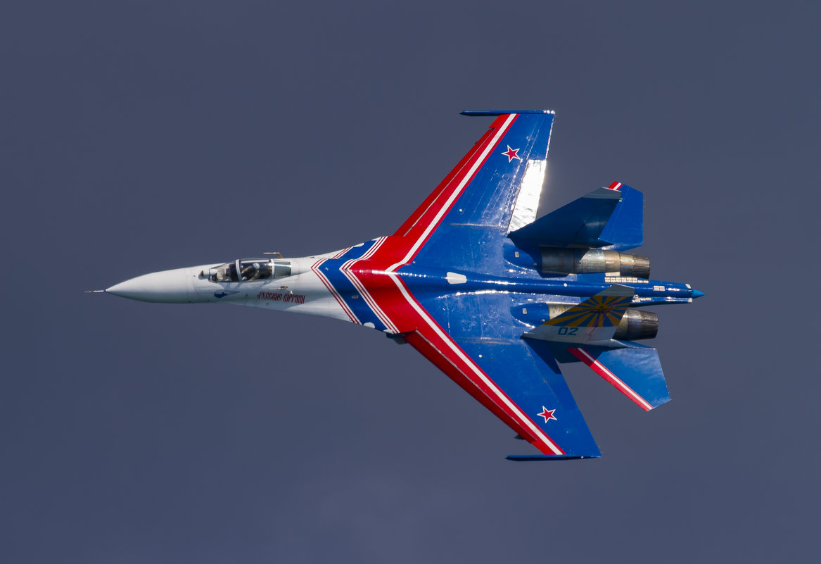 Су-27П - Roman Galkov